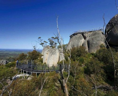 Granite Sky Walk - Porongurup National Park